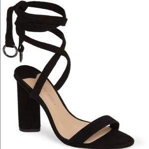 Tony Bianco Tisha Ankle Strap wrap Sandals heels